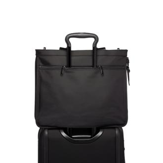 EXPANDABLE TOTE Black - medium | Tumi Thailand