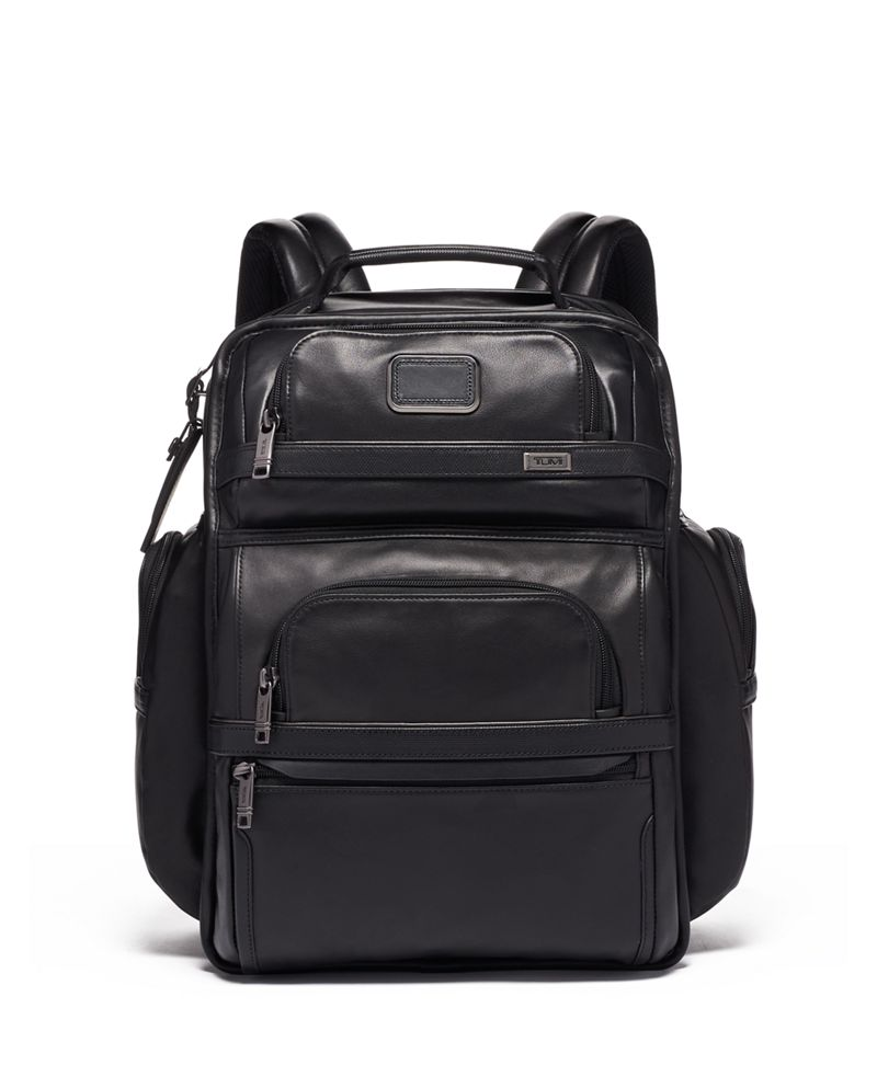 TUMI Brief Pack® Leather
