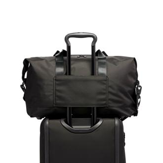 DOUBLE EXPANSION SATCHEL Black - medium | Tumi Thailand