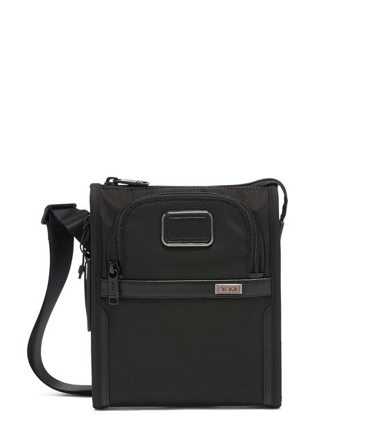 Black POCKET BAG SMALL