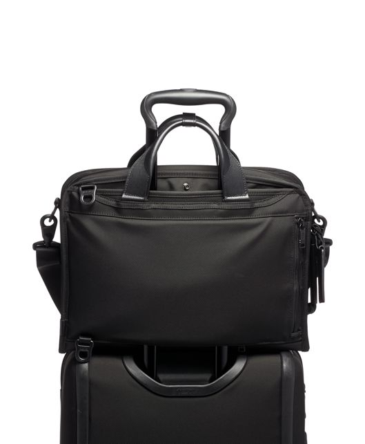 SLIM THREE WAY BRIEF Black - large | Tumi Thailand