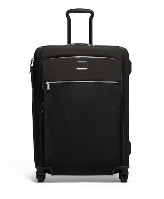 Jordan Short Trip 4 Wheeled Packing Case in Black/Silver