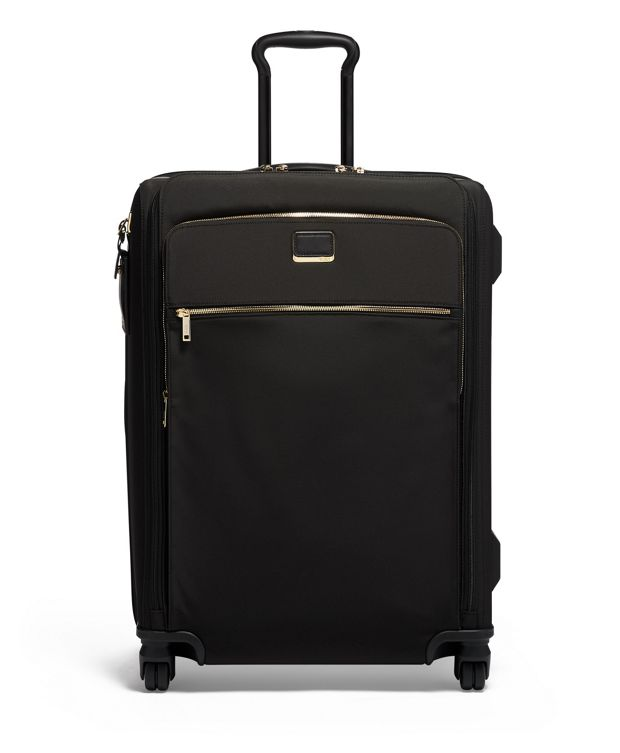 Jordan Short Trip 4 Wheeled Packing Case in Black