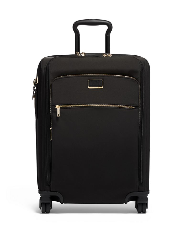 Abbey Continental Dual Access 4 Wheeled Carry-On
