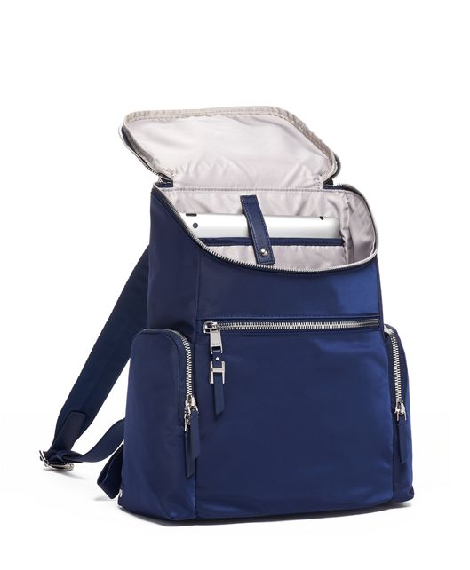 BETHANY BACKPACK Blue - large | Tumi Thailand