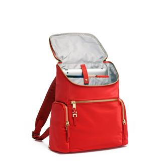 BETHANY BACKPACK Red - medium | Tumi Thailand
