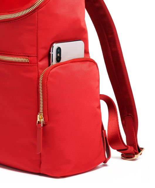 BETHANY BACKPACK Red - large | Tumi Thailand