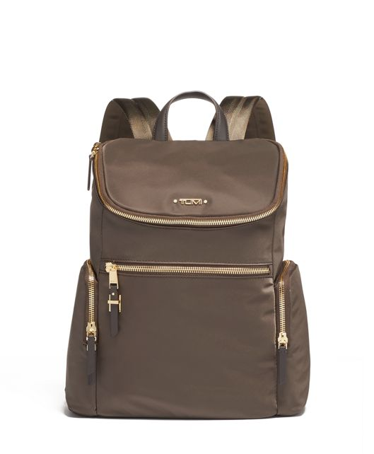 Bethany Backpack in Mink