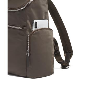 BETHANY BACKPACK MINK/SILVER - medium | Tumi Thailand