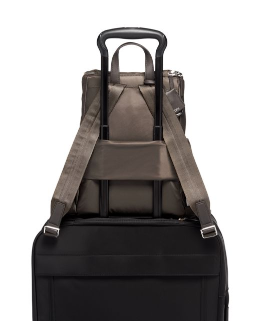 BETHANY BACKPACK MINK/SILVER - large | Tumi Thailand