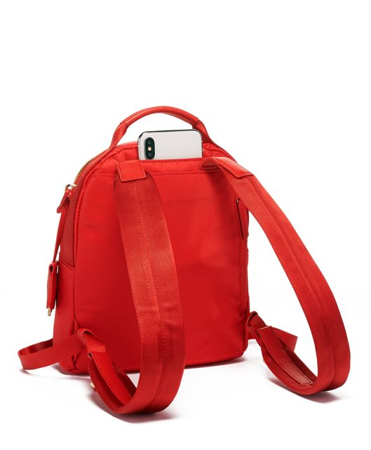 WITNEY BACKPACK Red - large | Tumi Thailand