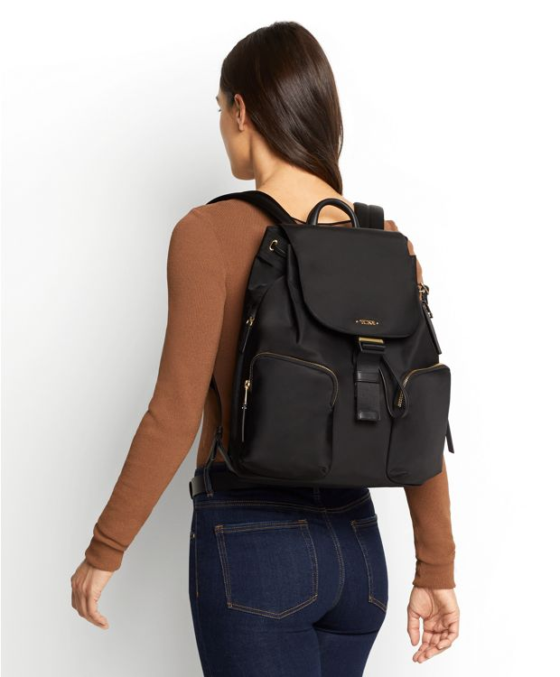 Blackberry Rivas Backpack