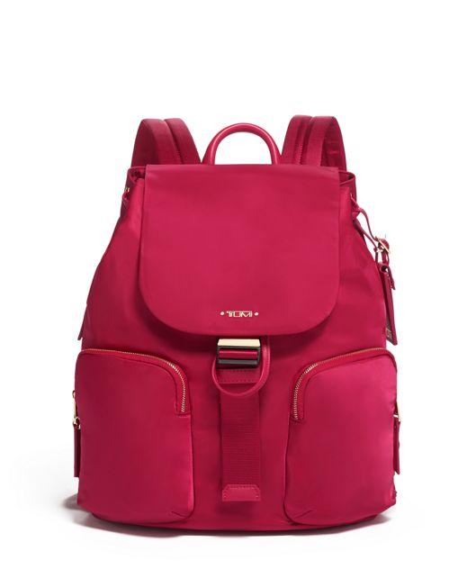 Rivas Backpack in Raspberry