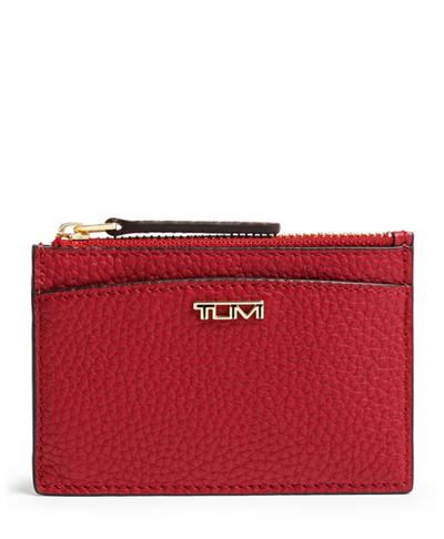 new product 99d30 9ae7e Zip Card Case - Belden - Tumi United States - Orchid