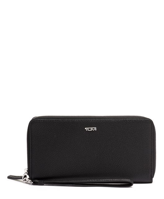 Travel Wallet in Black