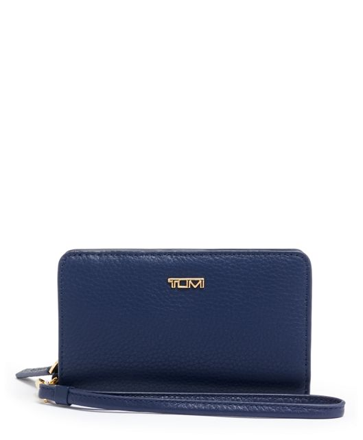 French Purse in Ultramarine