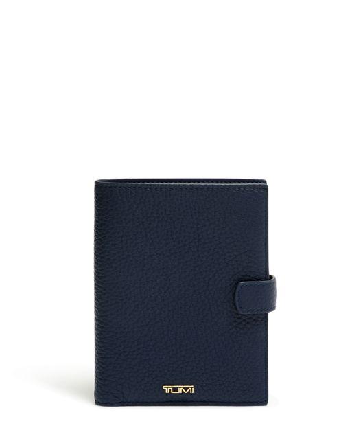 Passport Case in Ultramarine
