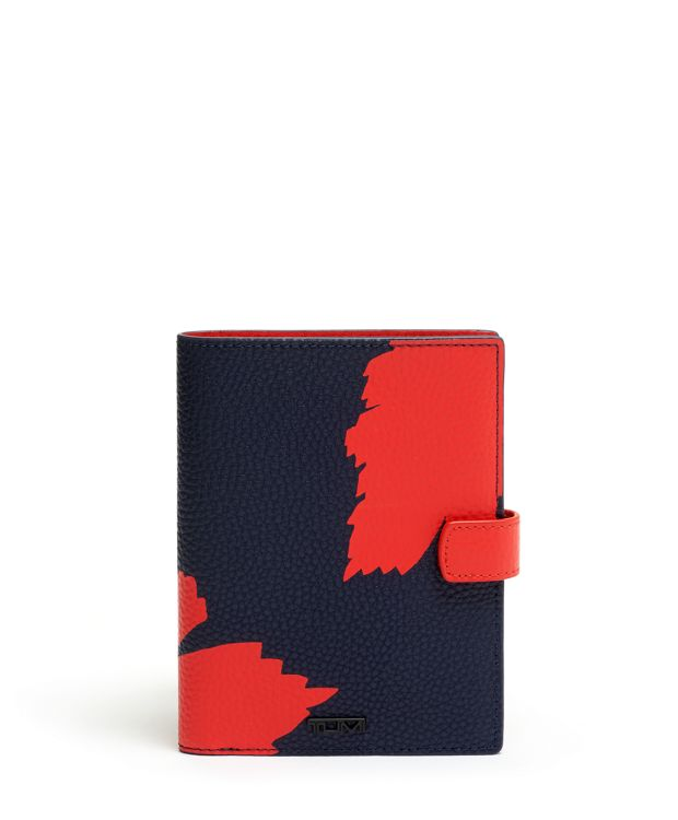 Passport Case in Graphic Congo