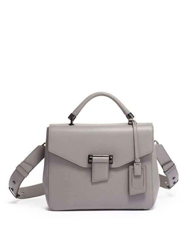 Brooke Crossbody in Elephant  Grey