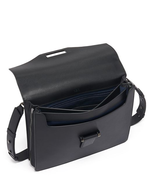 DELPHINE EXP BRIEF Black - large | Tumi Thailand