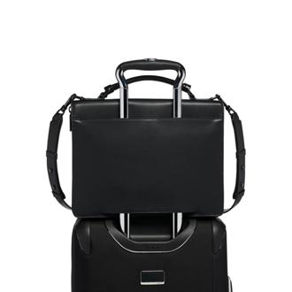 DELPHINE EXP BRIEF Black - medium | Tumi Thailand