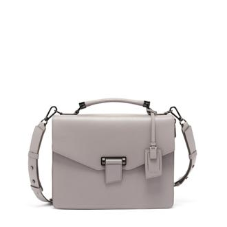 DELPHINE EXP BRIEF Grey - medium | Tumi Thailand