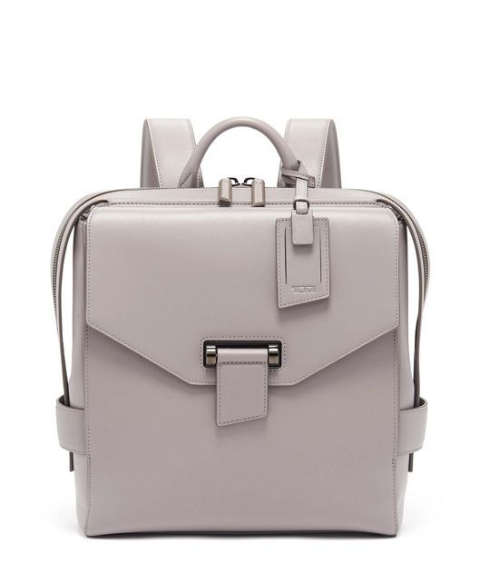 Morgan Backpack in Elephant  Grey