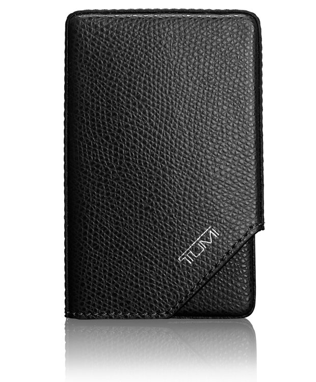 Business Card Case in Black