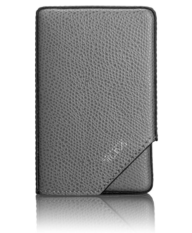 Business Card Case in Grey
