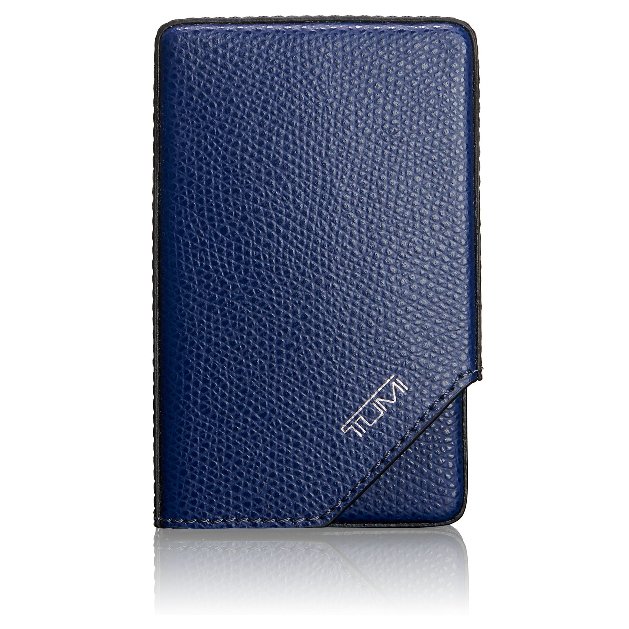 Business card case camden tumi united states business card case in indigo magicingreecefo Gallery