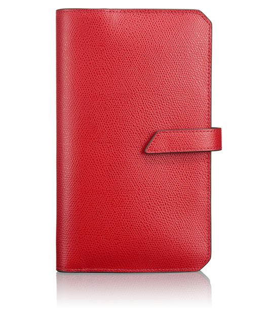 Travel Organizer in Red