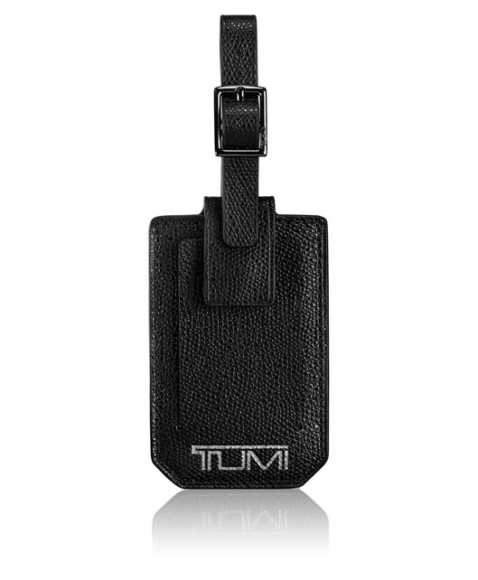 Luggage Tag in Black