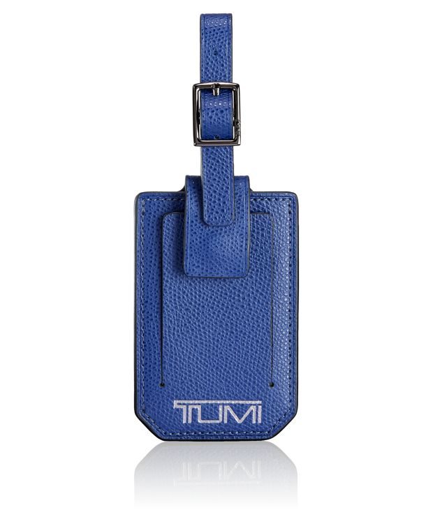 Luggage Tag in Indigo