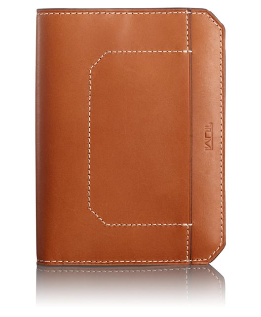 Passport Cover in Whiskey