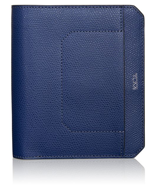 Passport Case in Indigo