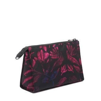 BASEL SM TRIANGLE POUCH FLORAL TAP - medium | Tumi Thailand