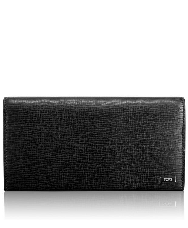 TUMI ID Lock™ Breast Pocket Wallet in Black