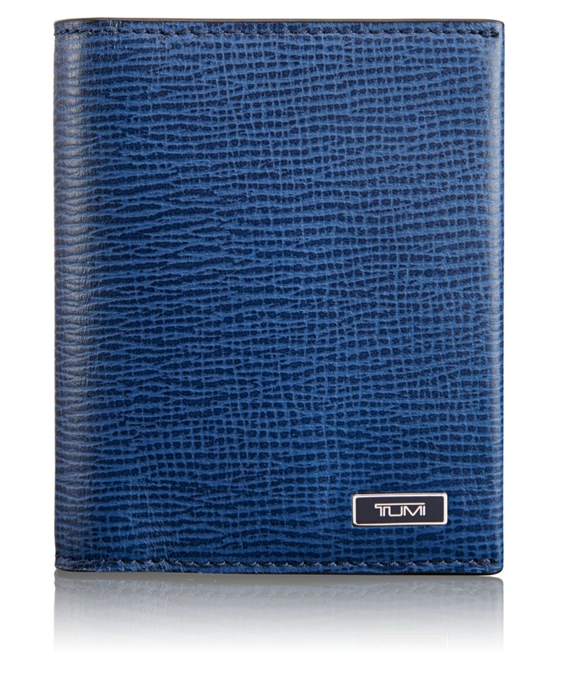 TUMI ID Lock™ Gusseted Card Case - Monaco - Tumi United States