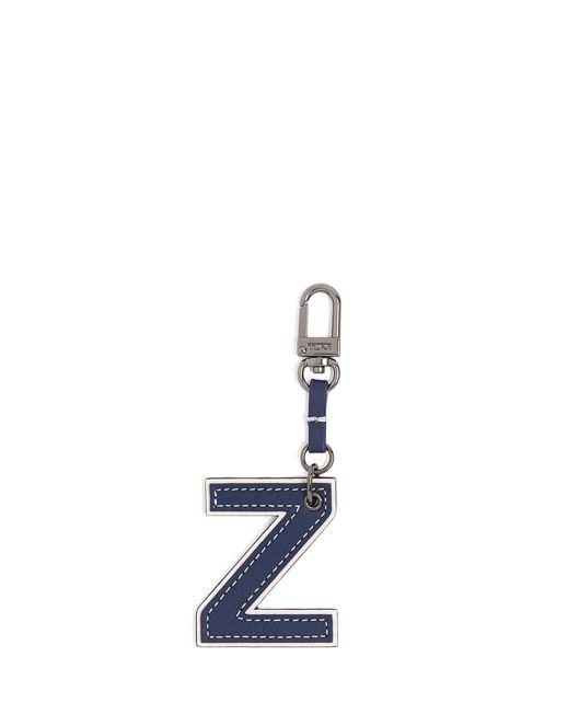 Letter Charm in Z/Navy