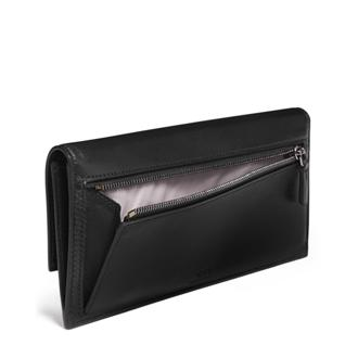 SLIM ENVELOPE WALLET Black - medium | Tumi Thailand