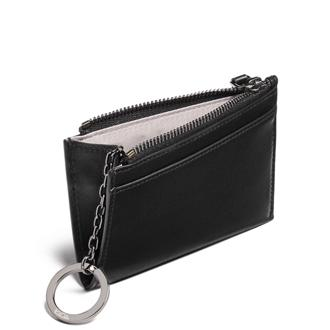 ZIP CARD CASE Black - medium | Tumi Thailand