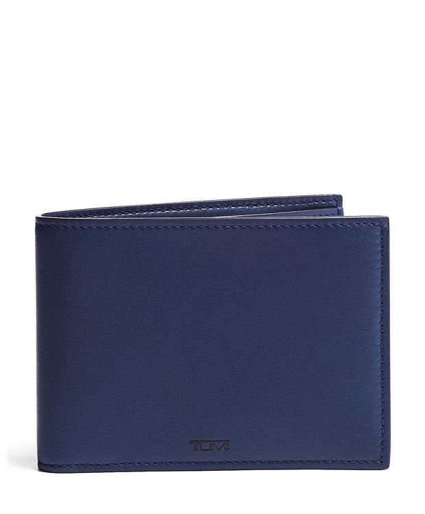 Double Billfold in Navy