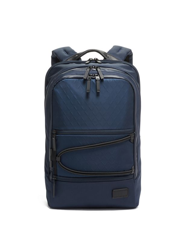 Westville Backpack in Navy Tech