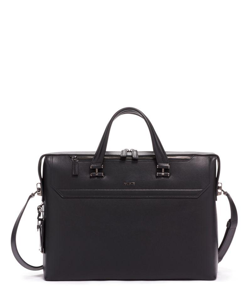 Gavin Slim Brief Leather