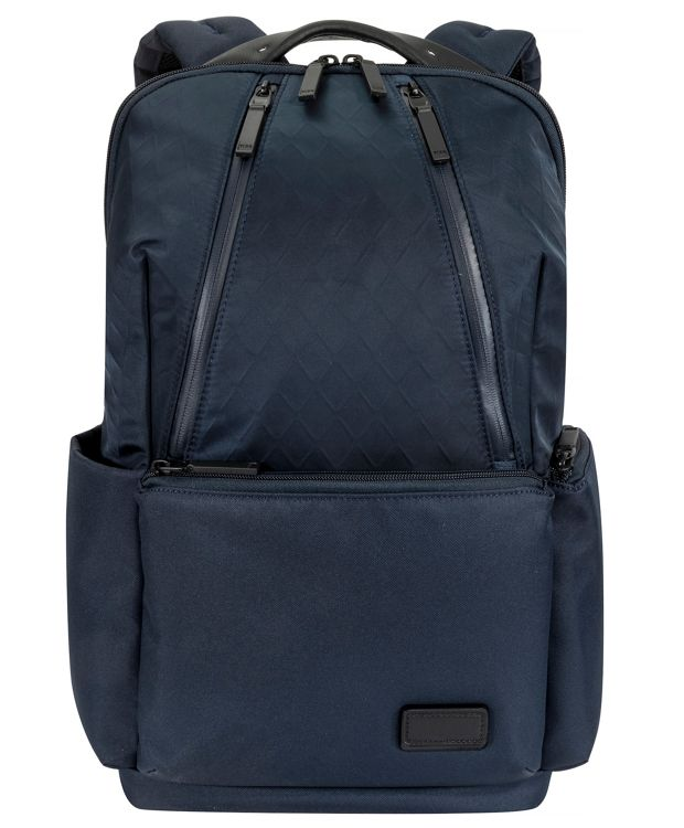 Lakeview Backpack in Navy  Tech