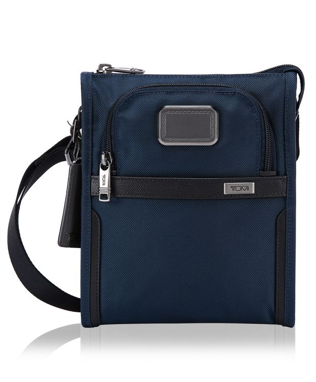 Pocket Bag Small in Navy