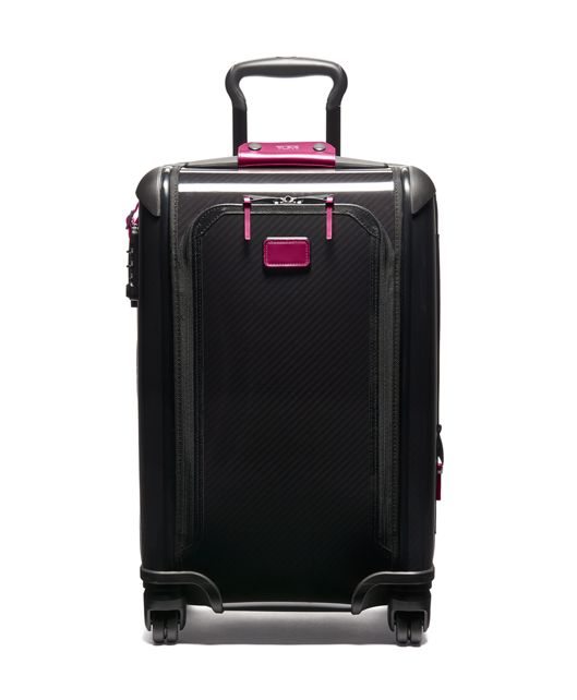 Tegra-Lite® Max International Expandable Carry-On in Metallic Pink