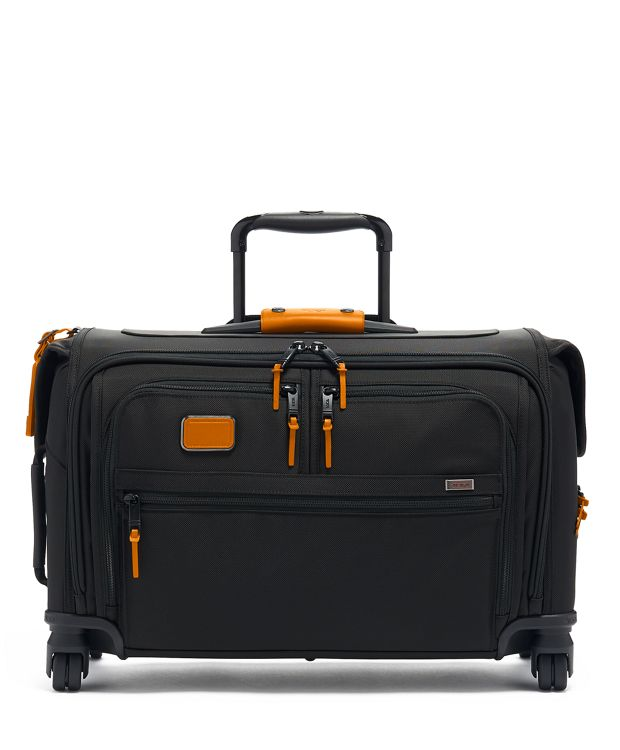 Garment 4 Wheeled Carry-On in Tan