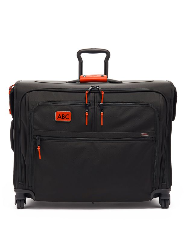 Medium Trip 4 Wheeled Garment Bag in Sunrise