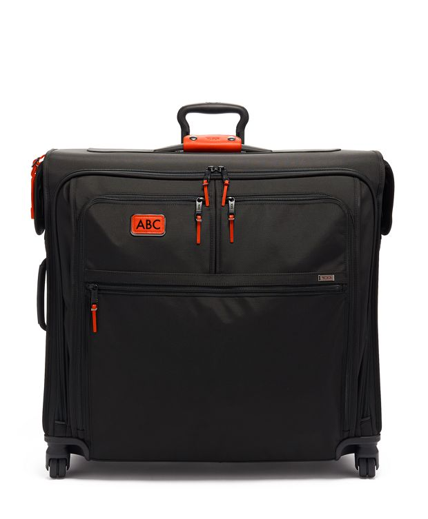 Extended Trip 4 Wheeled Garment Bag in Sunrise